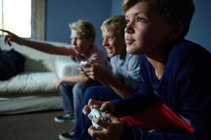 Gaming Brain Study